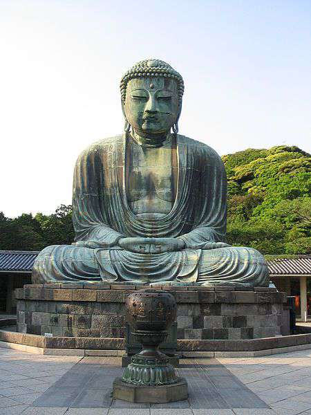 Kamakura_Budda_Daibutsu_front_1885